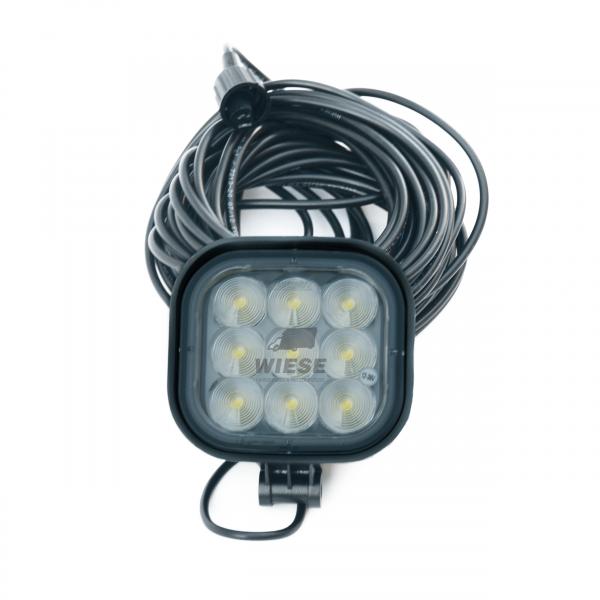 Arbeitsleuchte LED rechteckig 13m ASS2