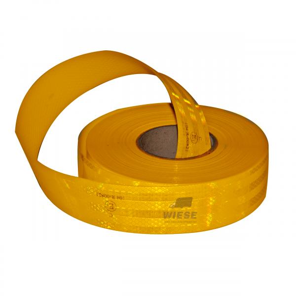Reflektionsband - gelb