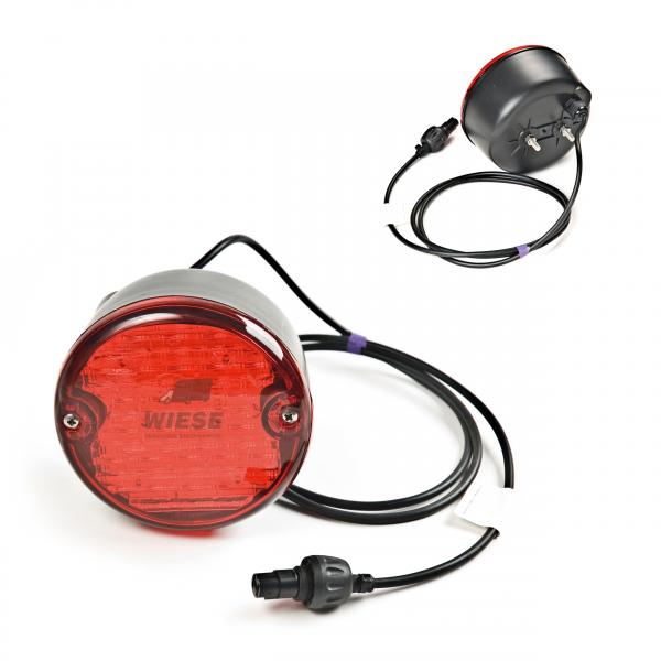 LED-Nebelschlussleuchte, rund