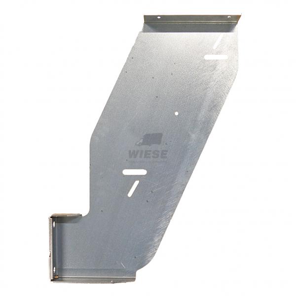 Halterung Werkzeugkasten 680mm Links