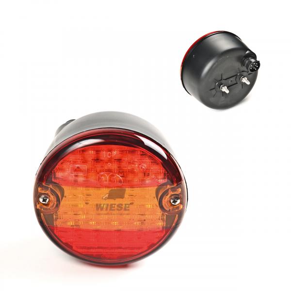Heckleuchte 3-Kammer LED Baj8p doppelter Funktion