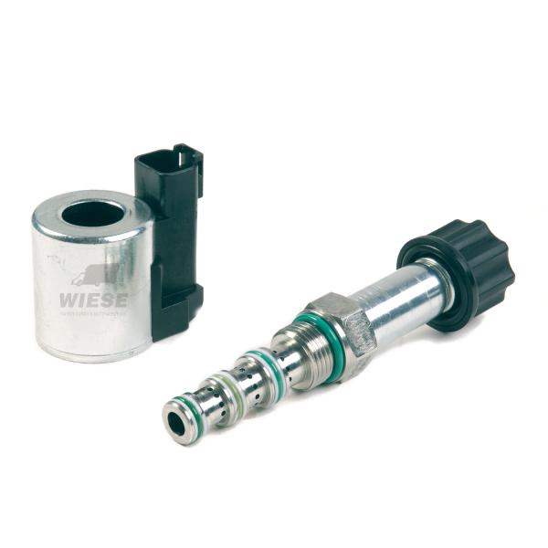 Magnetventil CF500 beladen/entladen