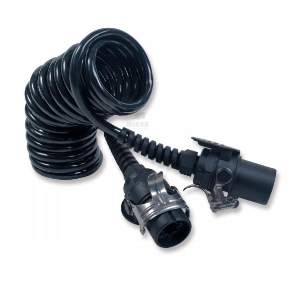 EBS Spiralkabel 24V 7-polig