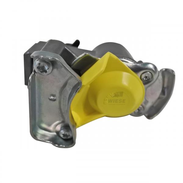 Lufthahn gelb + Filter