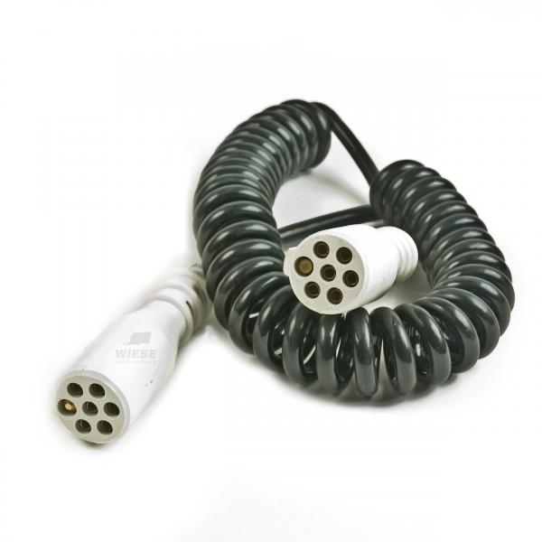 Spiral-Kabel Zubehör