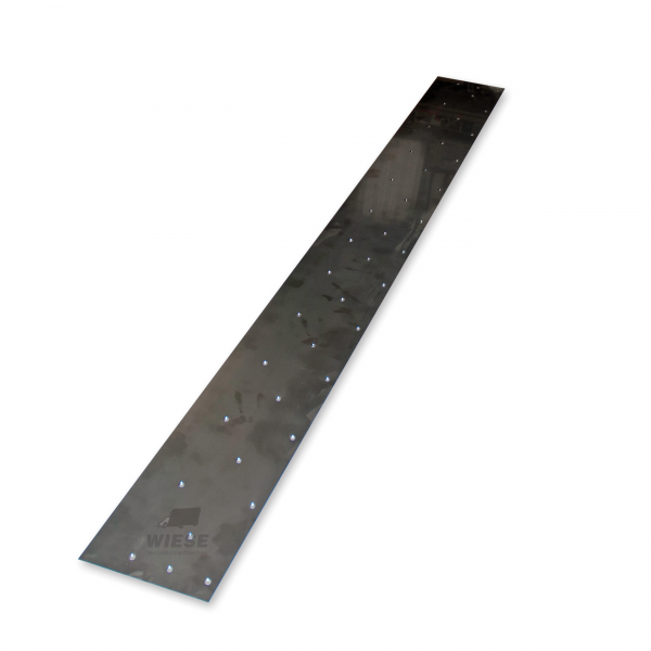 Inox Verschleißplatte 2400x242x4mm