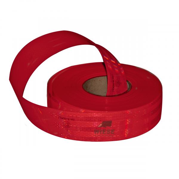 Reflektionsband - rot
