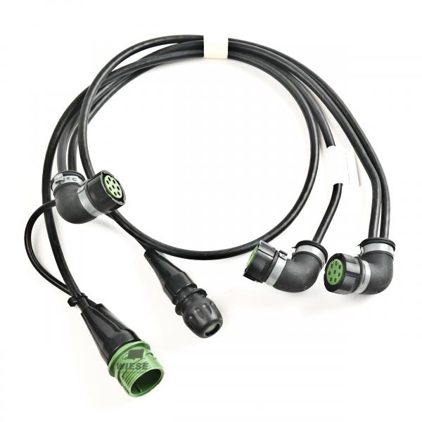 Kabel 3x3-Kammerleuchte R ASS2